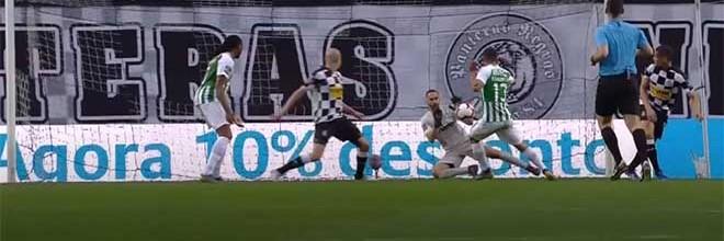 Rafael Bracali faz a baliza virgem em três defesas de última instância – Boavista FC 1-0 Rio Ave FC