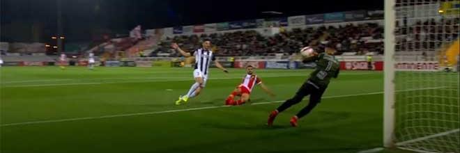 Ricardo Ferreira faz defesa espetacular no último grito – Portimonense SC 1-1 CD Aves