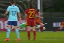 Sandra Paños permite vitória em duas defesas – Espanha 2-0 Holanda