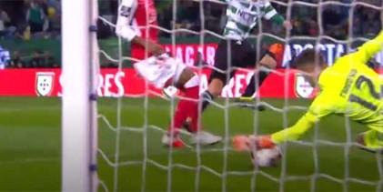 Tiago Sá destaca-se em defesa de qualidade – Sporting CP 3-0 SC Braga