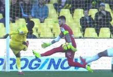 Benoît Costil faz hat-trick de defesas vistosas – FC Nantes 1-0 Bordeaux