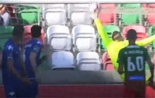 Charles Marcelo garante pontos ao voar em defesa vistosa – CS Marítimo 3-2 Moreirense FC