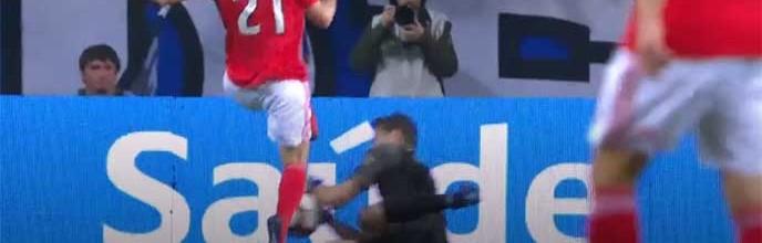 Iker Casillas a resvalar e a interceder em três lances – FC Porto 1-2 SL Benfica