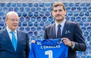 Iker Casillas renova pelo FC Porto