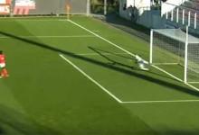 Luís Maximiano defende segunda grande penalidade em três jornadas – SL Benfica sub-23 1-2 Sporting CP sub-23