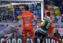 Ricardo Ferreira protagoniza defesa de qualidade – Sporting CP 3-1 Portimonense SC
