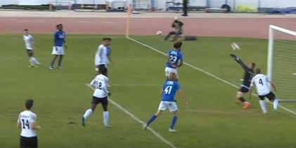 Álvaro Ramalho e Tomás Bozinoski aparecem em várias defesas – Os Belenenses sub-23 1-1 CD Feirense sub-23