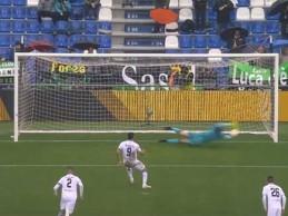 Andrea Consigli defende penalti enquanto Luigi Sepe multiplica-se – Sassuolo 0-0 Parma