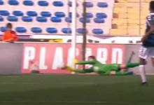 António Filipe desvia remate sinuoso – GD Chaves 4-1 CD Nacional