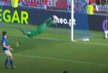 Caio Secco protagoniza defesa de qualidade – CD Feirense 0-2 SC Braga