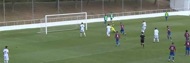 Francisco Pardana evita três golos em defesas vertiginosas – CD Cova da Piedade sub-23 2-1 Vitória SC sub-23