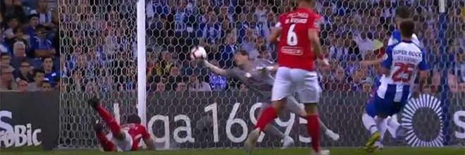 Iker Casillas garante vitória em defesa espetacular no último grito – FC Porto 1-0 CD Santa Clara