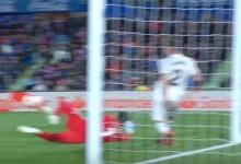 Keylor Navas fecha a baliza em dupla-defesa espetacular – Getafe CF 0-0 Real Madrid CF