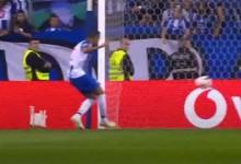 Marco Rocha faz defesa espetacular em situação de chance reduzida – FC Porto 1-0 CD Santa Clara