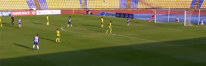 Nuno Silva evita mais golos em defesas complicadas – FC Porto B 3-0 CD Mafra