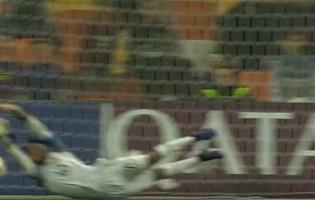 Khulekani Kubheka defende grande penalidade entre outras defesas – África do Sul 1-1 Portugal (Mundial sub-20)