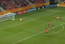 Lee Gwangyeon coloca-se em vários remates antes de sofrer com erro – Coreia do Sul 2-1 Argentina (Mundial sub-20)