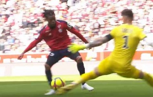 Mike Maignan e Benoît Costil exibem-se em várias defesas – Lille OSC 1-0 Bordeaux