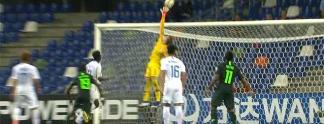 Brady Scott e Olawale Oremade impedem mais golos no Estados Unidos 2-0 Nigéria (Mundial sub-20)