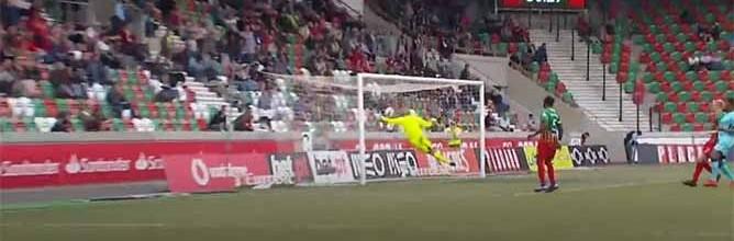 Charles Marcelo fecha a baliza com defesas espetaculares – CS Marítimo 1-0 SC Braga