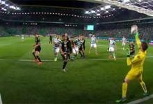 Cláudio Ramos garante empate com defesa apertada após outras intervenções – Sporting CP 1-1 CD Tondela