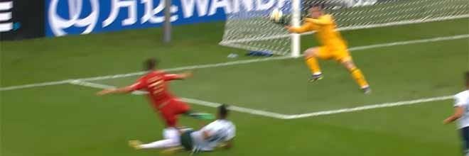 Manuel Roffo faz defesa espetacular e João Virgínia resvala dois remates – Argentina 2-0 Portugal (Mundial sub-20)
