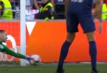 Marco Rocha protagoniza defesa espetacular – SL Benfica 4-1 CD Santa Clara