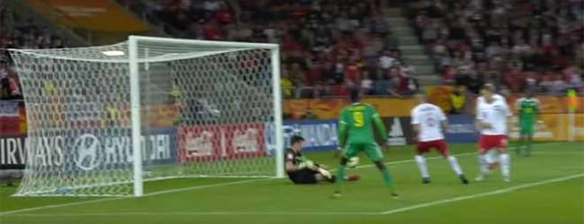 Radoslaw Majecki defende no último grito e Dialy Ndiaye coloca-se em várias intervenções – Polónia 0-0 Senegal (Mundial sub-20)