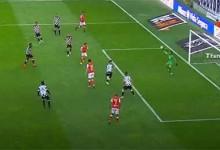 Rafael Bracali faz defesa espetacular além de outras intervenções destacáveis – Boavista FC 4-2 SC Braga