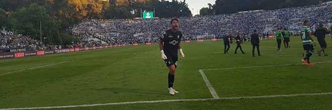 Renan Ribeiro herói e protagonista em penalidades em duas finais consecutivas pelo Sporting CP