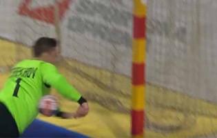 Anton Terekhov protagoniza defesa quase inacreditável – Montenegro 27-21 Ucrânia