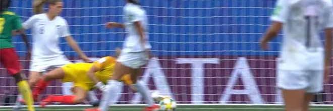 Erin Nayler brilha em tripla-defesa espetacular e Annette Ndom também se destaca – Nova Zelândia 1-2 Camarões