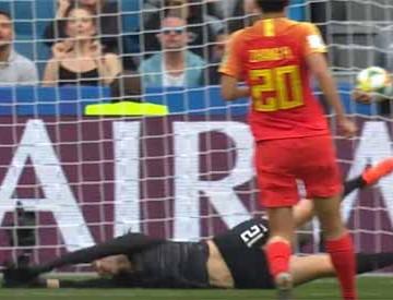Peng Shimeng dá espetáculo de defesas e tranca a baliza – China 0-0 Espanha