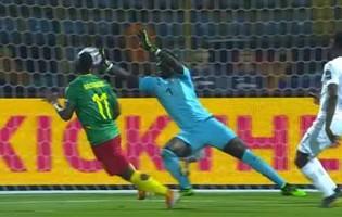 Richard Ofori destaca-se em defesa espetacular – Camarões 0-0 Gana (CAN)