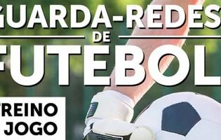Guarda-Redes de Futebol: Treino e Jogo – Livro identifica o comportamento da posição