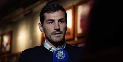 """Iker Casillas no staff diretivo do FC Porto """"enquanto recupera do problema de saúde"""""""