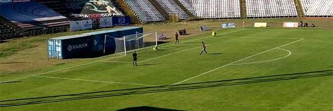 Ivo Gonçalves estreia-se e defende penalti decisivo no desempate – Leixões SC 0-0 CD Cova da Piedade (Taça da Liga)
