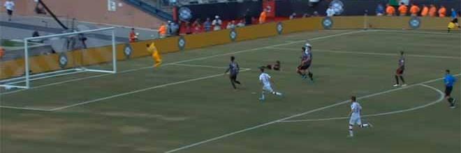 Odisseas Vlachodimos e Gianluigi Donnarumma destacam-se em várias defesas – SL Benfica 1-0 AC Milan (Amigável)