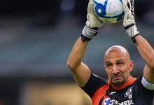 Óscar Conejo Pérez: guarda-redes de 46 anos e 1,72m termina carreira