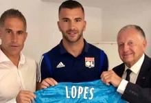 Anthony Lopes chegou aos 300 jogos pelo Lyon aos 28 anos