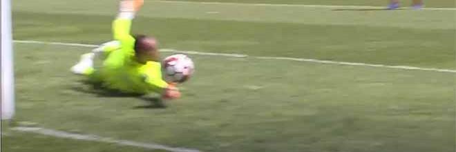 Charles Marcelo destaca-se em defesa de nível – CS Marítimo 2-3 CD Tondela