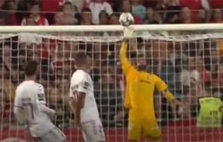 Eduardo Carvalho retarda empate com defesas no prolongamento – Gil Vicente 1-1 SC Braga