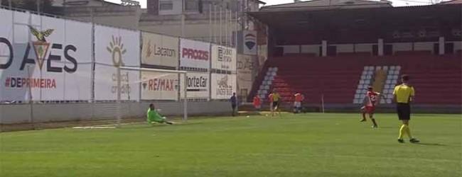 Gabriel Souza defende grande penalidade – CD Aves sub-23 1-1 FC Famalicão sub-23