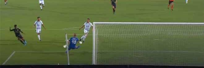 Giorgi Makaridze destaca-se no um-para-um e não sofre por fortúnio no final – Vitória FC 0-0 CD Tondela