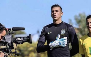 Iván Quaresma convocado à seleção do Brasil junto de Ederson Moraes e Weverton Pereira