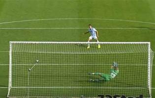 Sergio Alvárez e Jasper Cillessen em defesas de último grito (até um penalti defendido) – RC Celta 1-0 Valencia CF