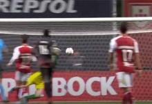 Mateus Pasinato resvala, desvia, claudica e recompõe – SC Braga 3-1 Moreirense FC