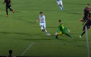 Mateus Pasinato antecipa-se e abafa no um-para-um – Vitória FC 0-0 Moreirense FC