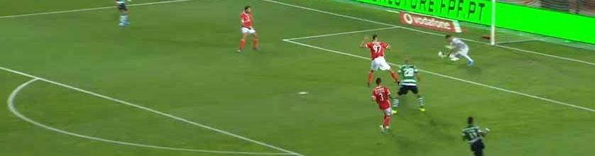 Odisseas Vlachodimos em três defesas espetaculares para valer Supertaça antes dos golos – SL Benfica 5-0 Sporting CP