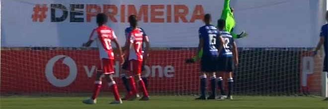 Rafael Defendi evita dois golos entre precipitação – CD Aves 2-3 FC Famalicão